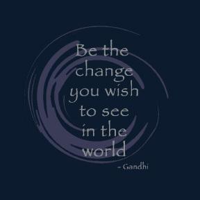 Ghandi-on-Change